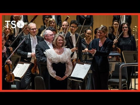 Laura Pettigrew: Dòchas / Keri-Lynn Wilson · Toronto Symphony Orchestra