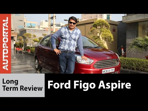 Ford Figo Aspire (Petrol) Long Term Review - Autoportal