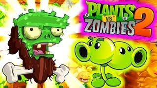 PODWÓJNY OSTRZAŁ! | PLANTS VS ZOMBIES 2 #73 #admiros