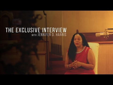 The Exclusive Interview with Jennifer D  Harris