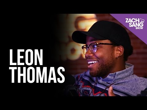 Leon Thomas Talks Victorious, Ariana Grande & New Music
