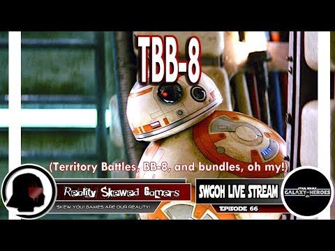 SWGOH Live Stream Episode 66: TBB-8 | Star Wars: Galaxy of Heroes #swgoh
