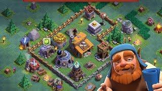 Melhorando Tropas e a Vila na Ilha do Construtor - Clash of Clans #2