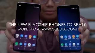 Meet Samsung Galaxy S9 and S9+