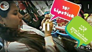 Wholesale market for ladies item sadar bazar ||THE DIVAS||