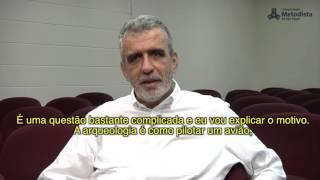 Entrevista - Professor Israel Finkelstein