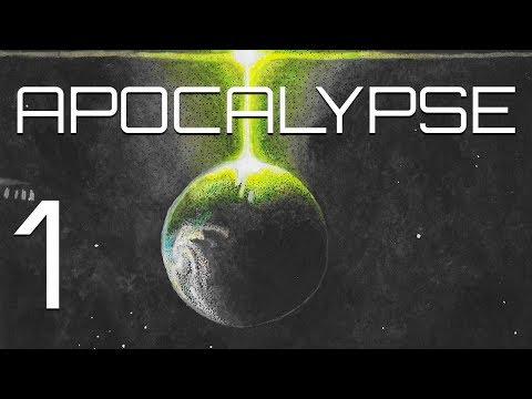 Stellaris 2.0 - Let's Play Apocalypse  - Part 1 - Let's go Exploring