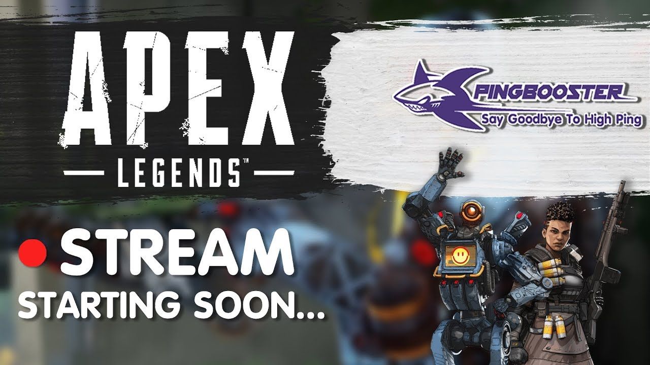 🔴 LIVE PLAY APEX LEGENDS ON ORIGIN | www pingbooster com