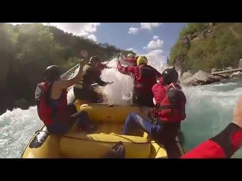 Tara River Rafting, 09.05.2014.