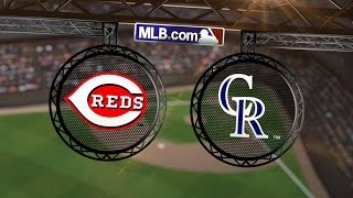 8/17/14: Stubbs delivers walk-off homer for Rockies