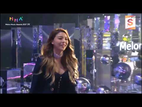 Best OST @ 2017 MelOn Music Awards - Ailee 에일리 [I Will Go To You Like The First Snow] 1080HD