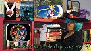 Libros KO | Erya canta: Sailor Moon