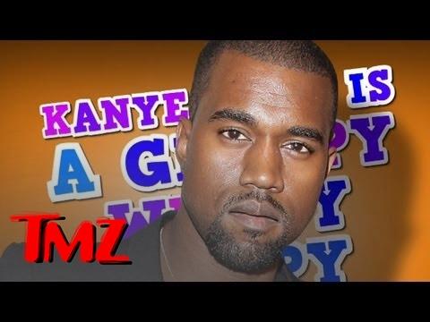 Kanye West -- Raaaage!   TMZ