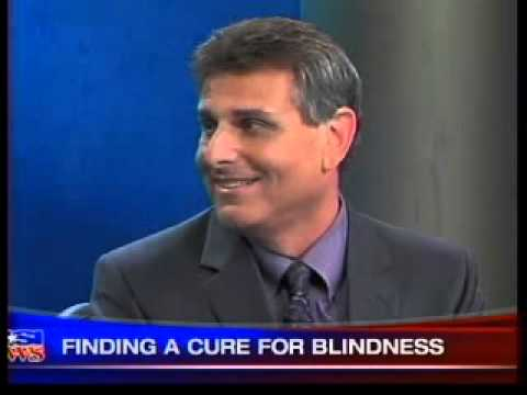 Research on Cure for Blindness Interview with San Diego LASIK surgeon Sanford G. Feldman, M.D.
