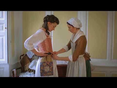 Getting Dressed In 18th-Century England