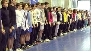 Спортивный праздник ГТО в ОГУ(, 2012-12-18T04:56:13.000Z)