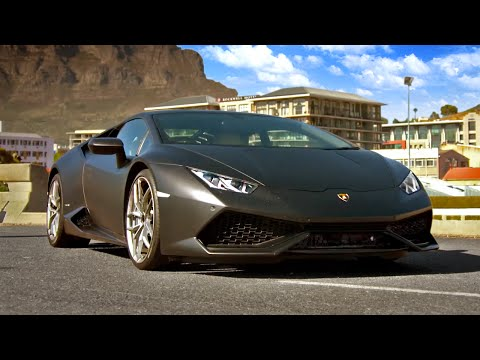 Driving The Lamborghini Huracán - Fifth Gear