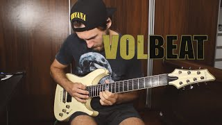 Volbeat - Cheapside Sloggers Guitar Cover NEW SONG 2019