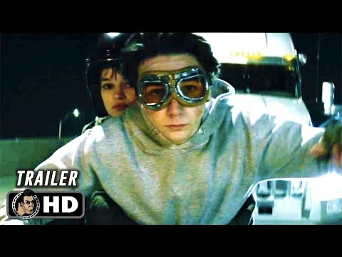 WAYNE Official Trailer (HD) Youtube Premium Series