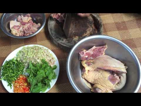 Cambodian Hot And Spicy Food Compilation Cooking At Home, Am