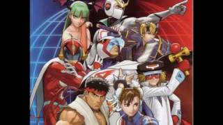 Tatsunoko vs Capcom - Across The Border by Asami Abe (Mp3 Download Included)