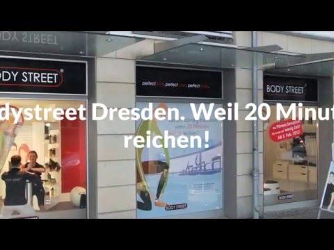 Bodystreet Dresden Studiovorstellung