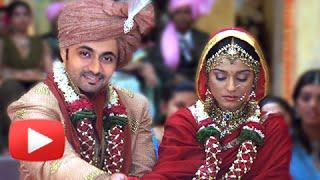 Amrita Rao Rj Anmol Wedding