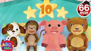Ten in the Bed (2D)   +More Nursery Rhymes & Kids Songs - CoCoMelon