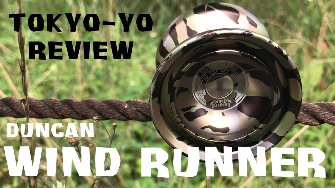 TokYo Yo Review Duncan Wind Runner