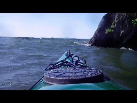 Lake Champlain Kayaking off Knights Island