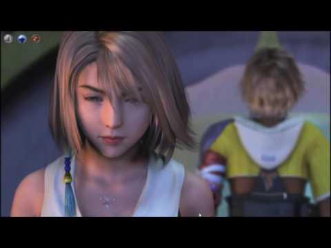 Final Fantasy X HD Remaster - Ending Scenes + Tidus Awakens