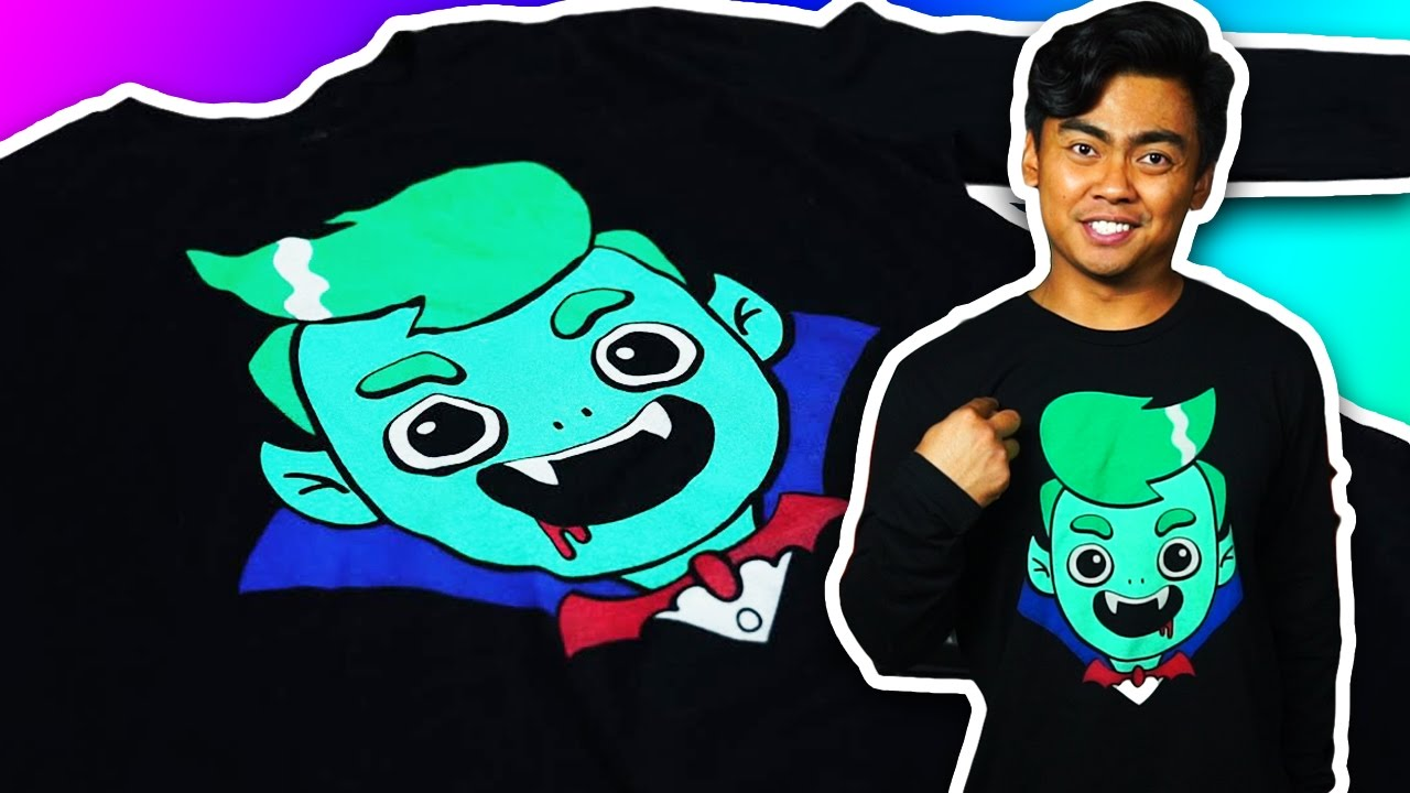 New Guava Juice Vampire Shirts Youtube