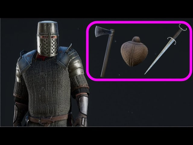 ▷ Mordhau Guide: Which are the Best Weapons?