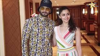 GullyBoy Promotions | Ranveer Singh, Alia Bhatt | Bollywood Update