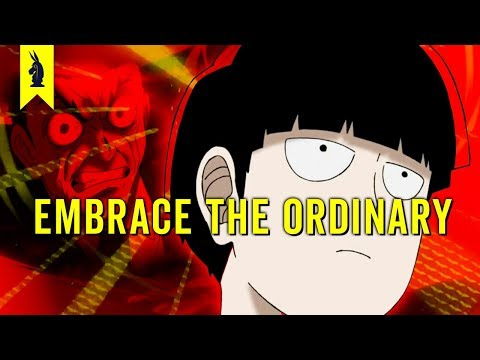 Mob Psycho 100: Why Superheroes Don't Matter – Wisecrack Edition