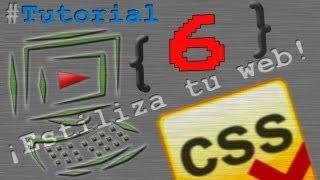 Tutorial #6 CSS y HTML - class (clases) y id (identificadores)