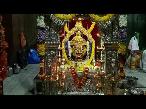 Sri Vimaleshwara Temple,  Golden Mask Presented By