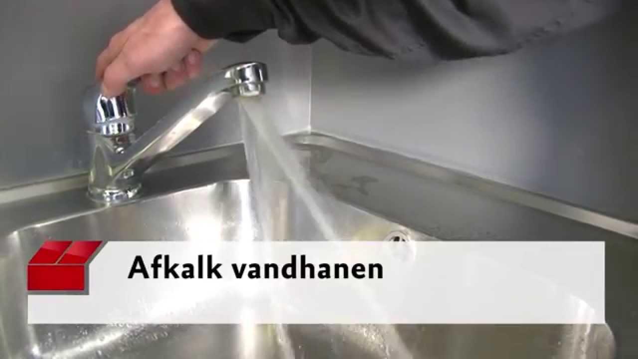 afkalkning af vandhane Afkalk vandhanen   YouTube afkalkning af vandhane