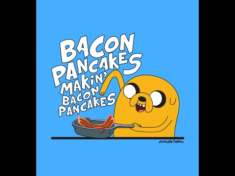 Bacon Pancakes - Ringtone