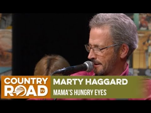 Marty Haggard sings 'Mama's Hungry Eyes' on Country's Family Reunion