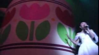 高橋由美子 友達でいいから 中野サンプラザ Tenderly TOUR'94 大きなカ...