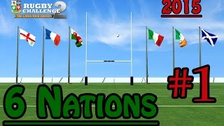 Rugby Challenge 2 - Six Nations 2015 - Round 1 - England vs Wales