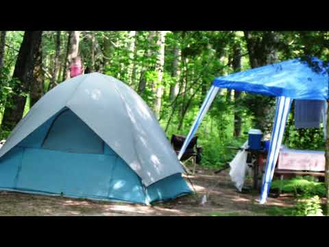 Camp Kitchen Shelters