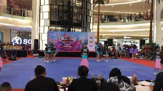 FOURCIOUS CHEERLEADERS SMAN 4 JAKARTA at TAT CUP 2018