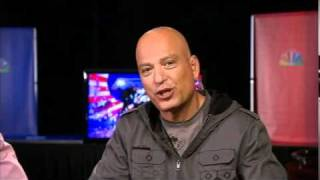 WPXI - Howie Mandel & Nick Cannon Talk Jackie Evancho, New Season Of America