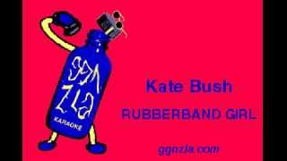 ggnzla KARAOKE 259, Kate Bush - RUBBERBAND GIRL