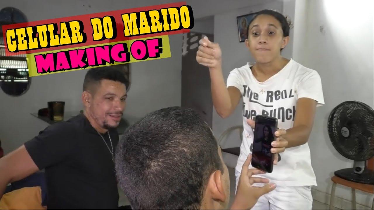 MAKING OF: CELULAR DO MARIDO