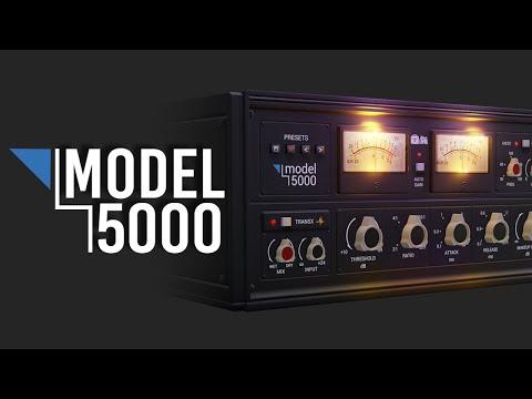 Model5000 - Heavy Weight - VCA Compressor ( AU VST3 AAX )