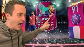 OMG I PACKED FUT BIRTHDAY MBAPPE!!!! - FIFA 19 ULTIMATE TEAM PACK OPENING
