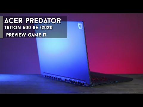 Acer Predator Triton 500 SE (2021) PREVIEW | GameIt ES